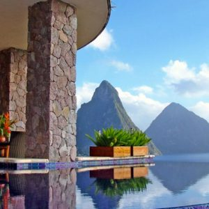 St Lucia Honeymoon Packages Jade Mountain Galaxy Sanctuary 4