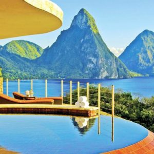 St Lucia Honeymoon Packages Jade Mountain Galaxy Sanctuary 5
