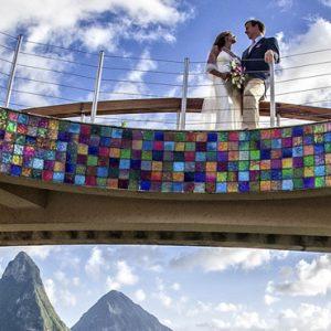 St Lucia Honeymoon Packages Jade Mountain Weddings