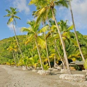 St Lucia Honeymoon Packages Jade Mountain Beach