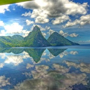 St Lucia Honeymoon Packages Jade Mountain Exterior 4