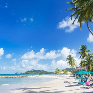 St Lucia Honeymoon Packages Rendezvous St Lucia Beach 3