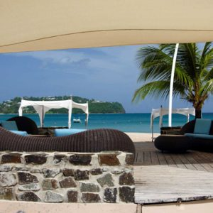 St Lucia Honeymoon Packages Rendezvous St Lucia Beach 4