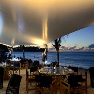 St Lucia Honeymoon Packages Rendezvous St Lucia Beach Bar