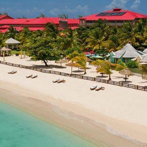 St Lucia Honeymoon Packages Sandals Grande St Lucian Resort Beach 2