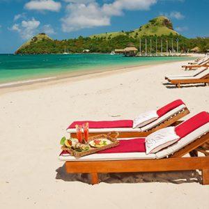 St Lucia Honeymoon Packages Sandals Grande St Lucian Resort Beach 5