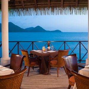 St Lucia Honeymoon Packages Sandals Grande St Lucian Resort Dining 13