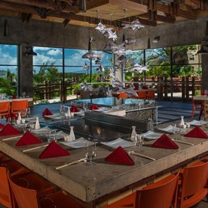 St Lucia Honeymoon Packages Sandals Grande St Lucian Resort Dining 7