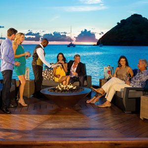 St Lucia Honeymoon Packages Sandals Grande St Lucian Resort Dining 9