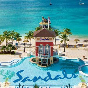 St Lucia Honeymoon Packages Sandals Grande St Lucian Resort Exterior 3