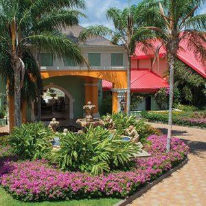 St Lucia Honeymoon Packages Sandals Grande St Lucian Resort Gardens