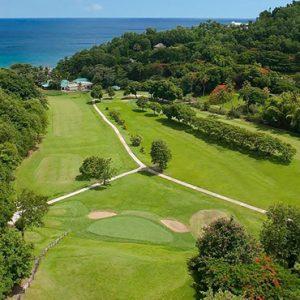 St Lucia Honeymoon Packages Sandals Grande St Lucian Resort Golf
