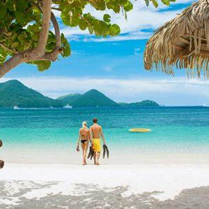 St Lucia Honeymoon Packages Sandals Grande St Lucian Resort Honeymoon 2