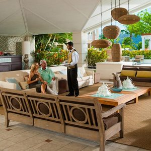 St Lucia Honeymoon Packages Sandals Grande St Lucian Resort Lobby