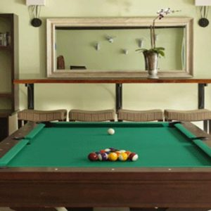 St Lucia Honeymoon Packages The Bodyholiday Saint Lucia Air Conditioned Games And Living Room