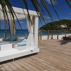 St Lucia Honeymoon Packages The Bodyholiday Saint Lucia Boardwalk Cabanas Bliss