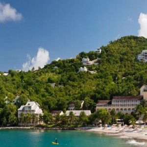 St Lucia Honeymoon Packages The Bodyholiday Saint Lucia Hotel Exterior