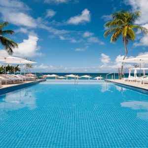 St Lucia Honeymoon Packages The Bodyholiday Saint Lucia Infinity Pool