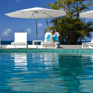 St Lucia Honeymoon Packages The Bodyholiday Saint Lucia The Chilling Out And Relaxing Pool