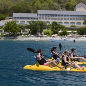 St Lucia Honeymoon Packages The Bodyholiday Saint Lucia Watersports