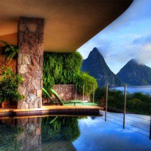 St Lucia Honeymoon Packages Jade Mountain Sun Sanctuary 2