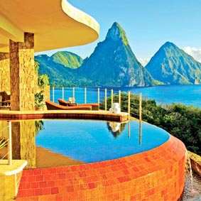 St Lucia Honeymoon Packages Jade Mountain Thumbnail