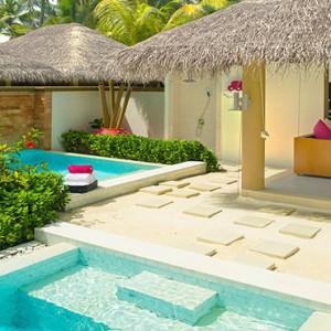 Sun Aqua Vilu Reef - Luxury Maldives honeymoon packages - Hydrotherapy Spa