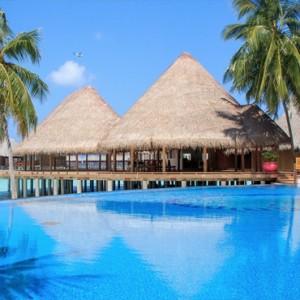 Sun Aqua Vilu Reef - Luxury Maldives honeymoon packages - Positive energy restaurant