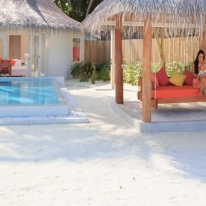 Sun Aqua Vilu Reef - Luxury Maldives honeymoon packages - Sun Aqua Pool Villa exterior