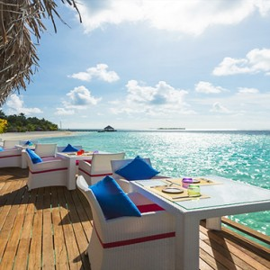 Sun Aqua Vilu Reef - Luxury Maldives honeymoon packages - The Aqua restaurant