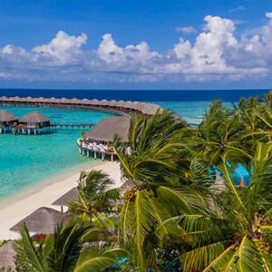 Sun Aqua Vilu Reef - Luxury Maldives honeymoon packages - water villas
