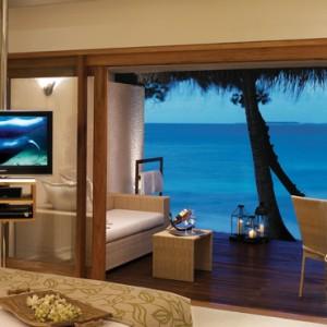 Superior Charm Beach Villa 2 - Vivanta By Taj - Coral Reef - Luxury Maldives Honeymoon Packages
