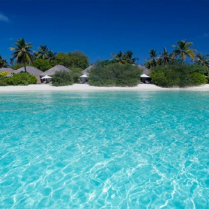 Velassaru Maldives - Luxury Maldives Honeymoon Packages - Beach Villa exterior