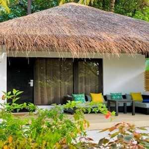 Velassaru Maldives - Luxury Maldives Honeymoon Packages - Deluxe villa exterior