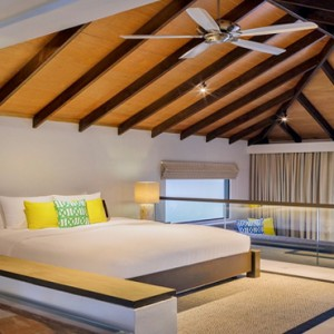 Velassaru Maldives - Luxury Maldives Honeymoon Packages - Deluxe villa interior