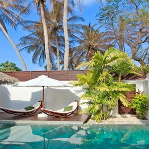 Velassaru Maldives - Luxury Maldives Honeymoon Packages - Pool Villa exterior