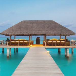 Velassaru Maldives - Luxury Maldives Honeymoon Packages - Teppanyaki