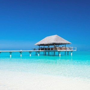 Velassaru Maldives - Luxury Maldives Honeymoon Packages - Teppanyaki view