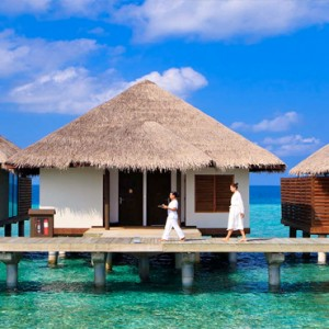 Velassaru Maldives - Luxury Maldives Honeymoon Packages - The Spa exterior