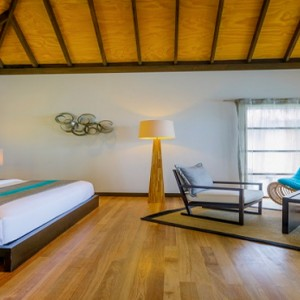 Velassaru Maldives - Luxury Maldives Honeymoon Packages - Water Bungalow with Pool interior