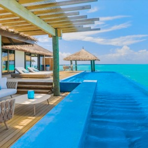 Velassaru Maldives - Luxury Maldives Honeymoon Packages - Water Suite exterior