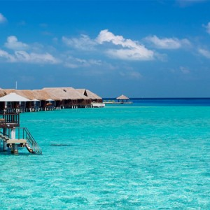 Velassaru Maldives - Luxury Maldives Honeymoon Packages - Water Villa exterior