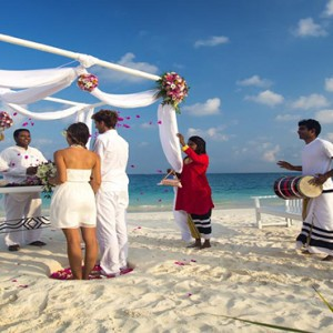 Velassaru Maldives - Luxury Maldives Honeymoon Packages - Wedding