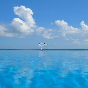 Velassaru Maldives - Luxury Maldives Honeymoon Packages - Yoga