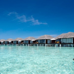 Velassaru Maldives - Luxury Maldives Honeymoon Packages - watersport activities, snorkeling