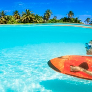 Velassaru Maldives - Luxury Maldives Honeymoon Packages - watersport activities1