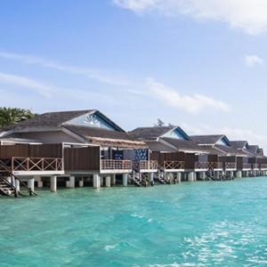 Vivanta By Taj - Coral Reef - Luxury Maldives Honeymoon Packages - Overwater villas