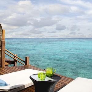 Vivanta By Taj - Coral Reef - Luxury Maldives Honeymoon Packages - Premium Indulgence water villa