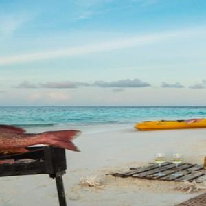 Vivanta By Taj - Coral Reef - Luxury Maldives Honeymoon Packages - Romanic escapade to a blue lagoon