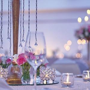 Vivanta By Taj - Coral Reef - Luxury Maldives Honeymoon Packages - Wedding1